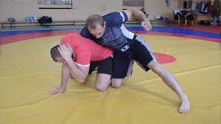 Добивание и защита в партере  Советы бойца MMA и боевого самбо Павла Куща