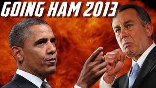 Obama Goes Ham