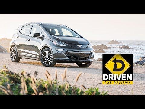 2017 Chevrolet Bolt EV Car Review