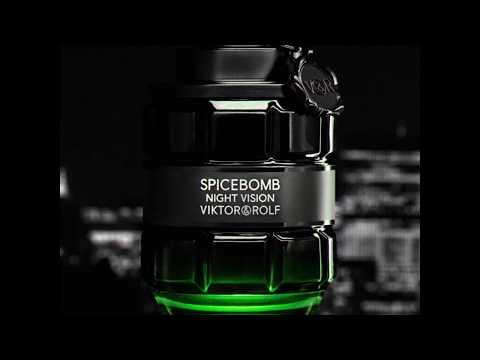 Tualetes ūdens Viktor & Rolf Spicebomb Night Vision EDT vīriešiem 90 ml cena un informācija   Vīriešu smaržas   220.lv