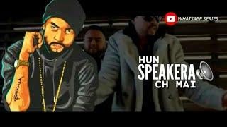 PAGOL || Bohemia ft Deep Jandu || Lyrical Status Video || WhatsApp Series