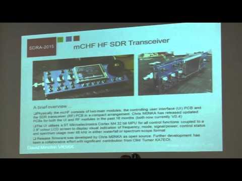 David Minchin, VK5KK: The mcHF SDR and SDR Microwave in Australia