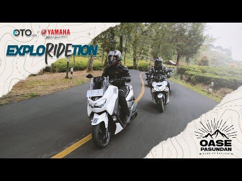 Oase Pasundan | OTO x Yamaha Indonesia | Touring MAXI Yamaha