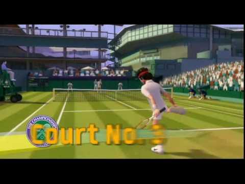 Видео № 0 из игры Grand Slam Tennis (Б/У) [Wii]