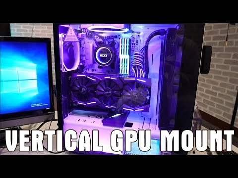 Download How To Mount A Vertical GPU In Your Pc (easily!) - S340 Elite HD Mp4 3GP Video and MP3