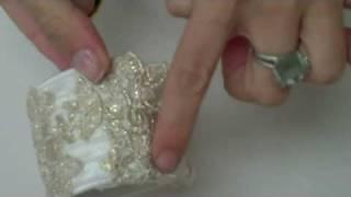 DIY Antique Lace Accessories By New York Design Shop