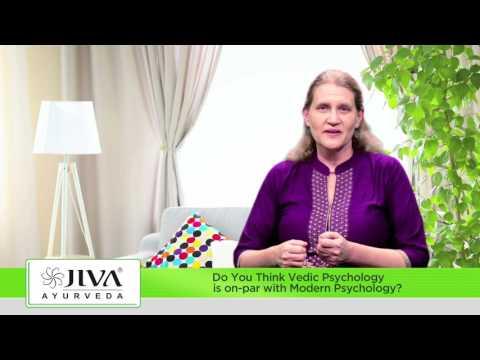 Vedic Psychology Vs. Modern Psychology  ( 1  ) | Jiva Vedic Psychology