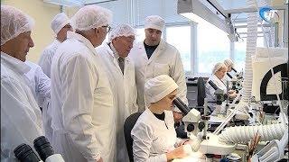 Представители Российского союза ветеранов совершили турне по новгородским предприятиям