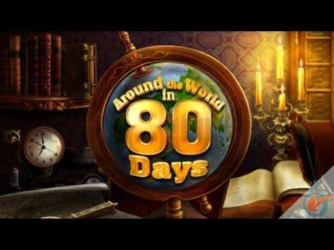 Um die Welt in 80 Tagen