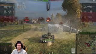 World of Tanks - Stg ace tanker