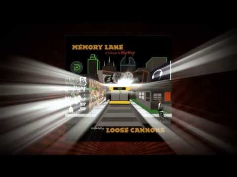 "Loose Cannons LCs - ""Memory Lane"" Mixtape"