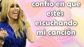 Been here all along - Hannah Montana Forever  ( Traducida al Español )