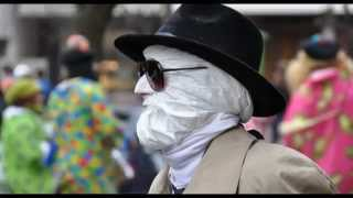 preview picture of video 'Carnaval-Tolosa 2010-Basque Country-Pays Basque'