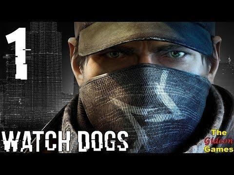Прохождение Watch Dogs [HD|PC] - Часть 1 (Ничто не надёжно, всё хакается)