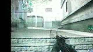CoD4 MWR Wii: 1sk Search&Destroy W/Commentary