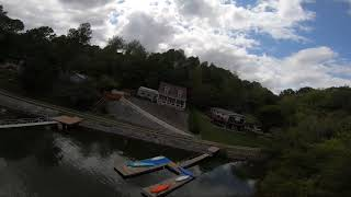 Few clips form the mini quad at the lake house this weekend