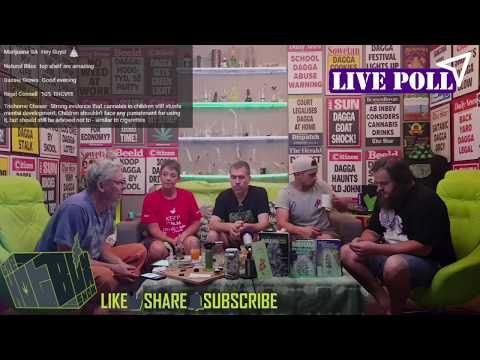 The #HotboxShow Ep. 107 Ft. Marijuana SA