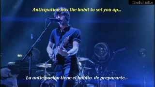 Arctic Monkeys - The view from the afternoon (inglés y español)