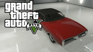 GTA 5 Online: Imponte Dukes(Dodge Charger) Spawn Location!!! PS4 Xbox One