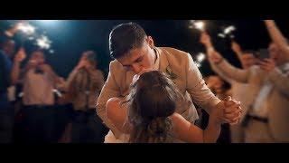 An Emotional Christ-Centered Wedding | Berry Barn Wedding