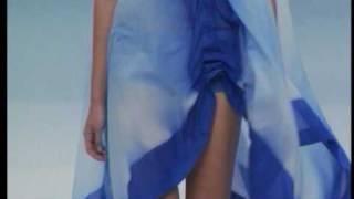 Paris : Issey Miyake Fashion show- Women's Ready to Wear 2010