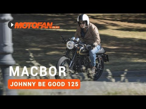 Vídeos de la Macbor Johnny Be Good 125