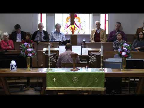 St. Andrew United Methodist Church, Organ Solo , February 24, 2019 St. Albans, WV