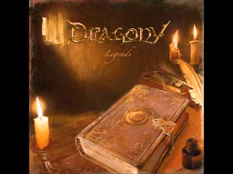 "DRAGONY - The Longest Night - ""Legends"" Album Version"