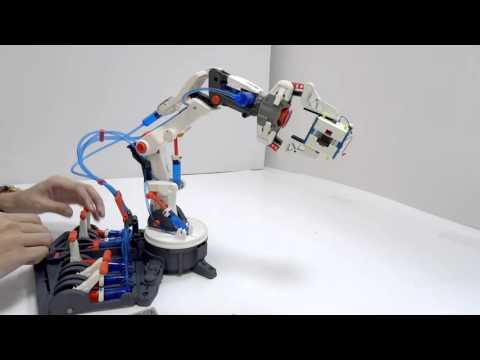 Hydraulic Robot Arm Edge