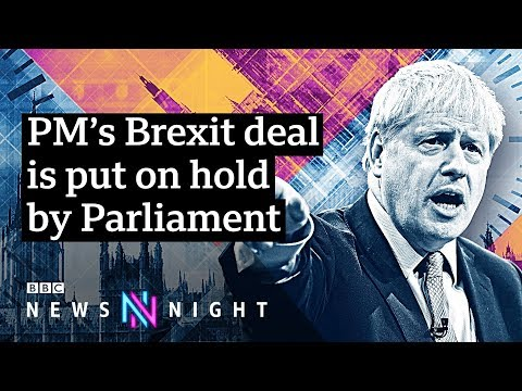Brexit: Deal passed but delayed by MPs who want more time – BBC Newsnight