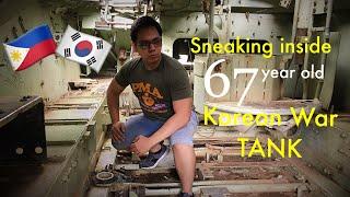 I Sneaked in a Korean War Tank! - Video Youtube