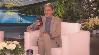 Ellen Tries Out Amazon Alexa's New Whisper Mode