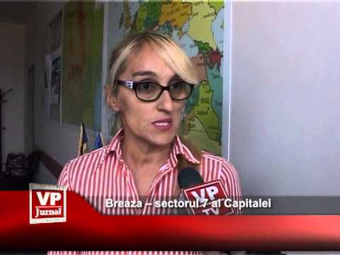 Breaza – sectorul 7 al Capitalei