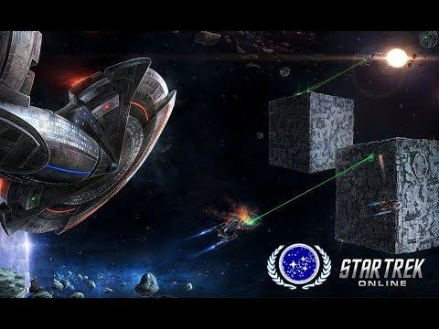 StarTrek Online-  Starfleet - EP2 - Borgovia