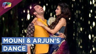Mouni Roy And Arjun Bijlani's Dance Moves On Dance Deewane | Colors tv