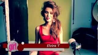 Журнал Элли и Элли Герл)), Как мы снимали звезд для Elle Girl. Elvira T.