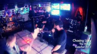 Chasing Light, 'The Victory' (Short clip from the Cube Hotel at Easterfest 2013)