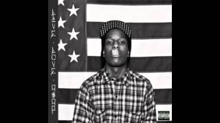 ASAP Rocky - Kissin Pink Feat ASAP Ferg Prod By Beautiful Lou