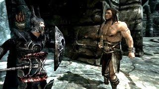 Skyrim Battles - Tsun vs Ysgramor vs Shor vs Talos [Part 2][Legendary Settings]