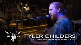 "Tyler Childers   ""Out On A DrunkHonky Tonk Flame""   Radio Bristol Sessions"