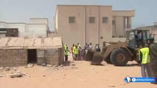 تطبيقا للمخطط العمراني .. وزارة الإسكان تطلق حملة لفتح الشوراع وإخلاء الساحات العمومية
