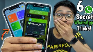 Top 6 Secret WhatsApp Tips & Tricks That You Should Know - 2021!!!