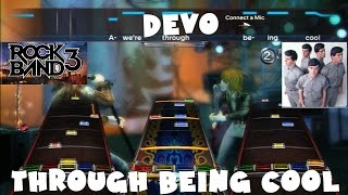 Devo - Through Being Cool - Rock Band DLC Expert Full Band (August 19th, 2008)