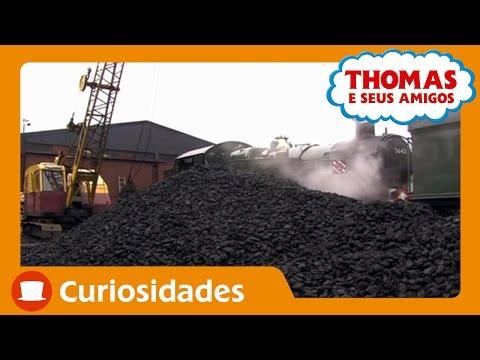 Thomas e Seus Amigos: Carvão
