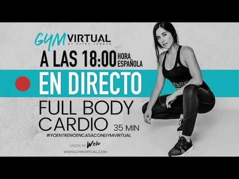 DIRECTO Full Body Cardio | Ejercicios de piernas, glúteos y abdomen HD Mp4 3GP Video and MP3