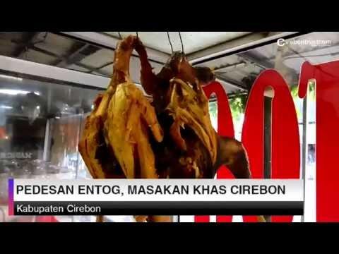 Video Pedesan Entog, Makanan Khas Cirebon