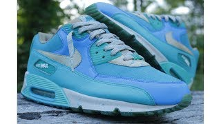 huge discount aea9b 3fc80 Custom Nike Air Max 90