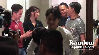 DANIEL Padilla Back at the Araneta + KathNiel BACKSTAGE scenes