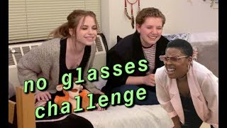 No Glasses Challenge | Assorted Fish