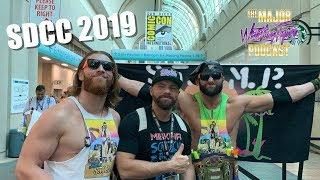 Adventures at San Diego Comic Con 2019
